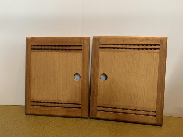 Teak Cabinet Door