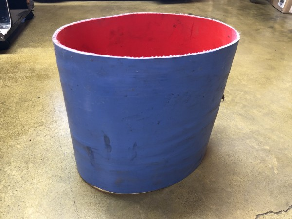 Silicone Hose Remnant 12