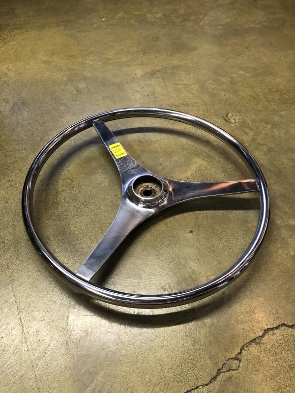 SS Helm Wheel 18