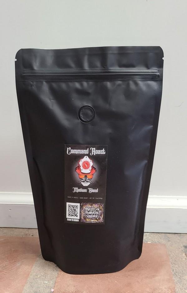 Triple Tap Coffee, Command Roast