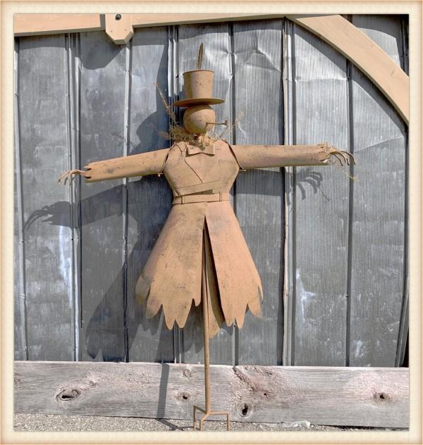 Rusty Scarecrow