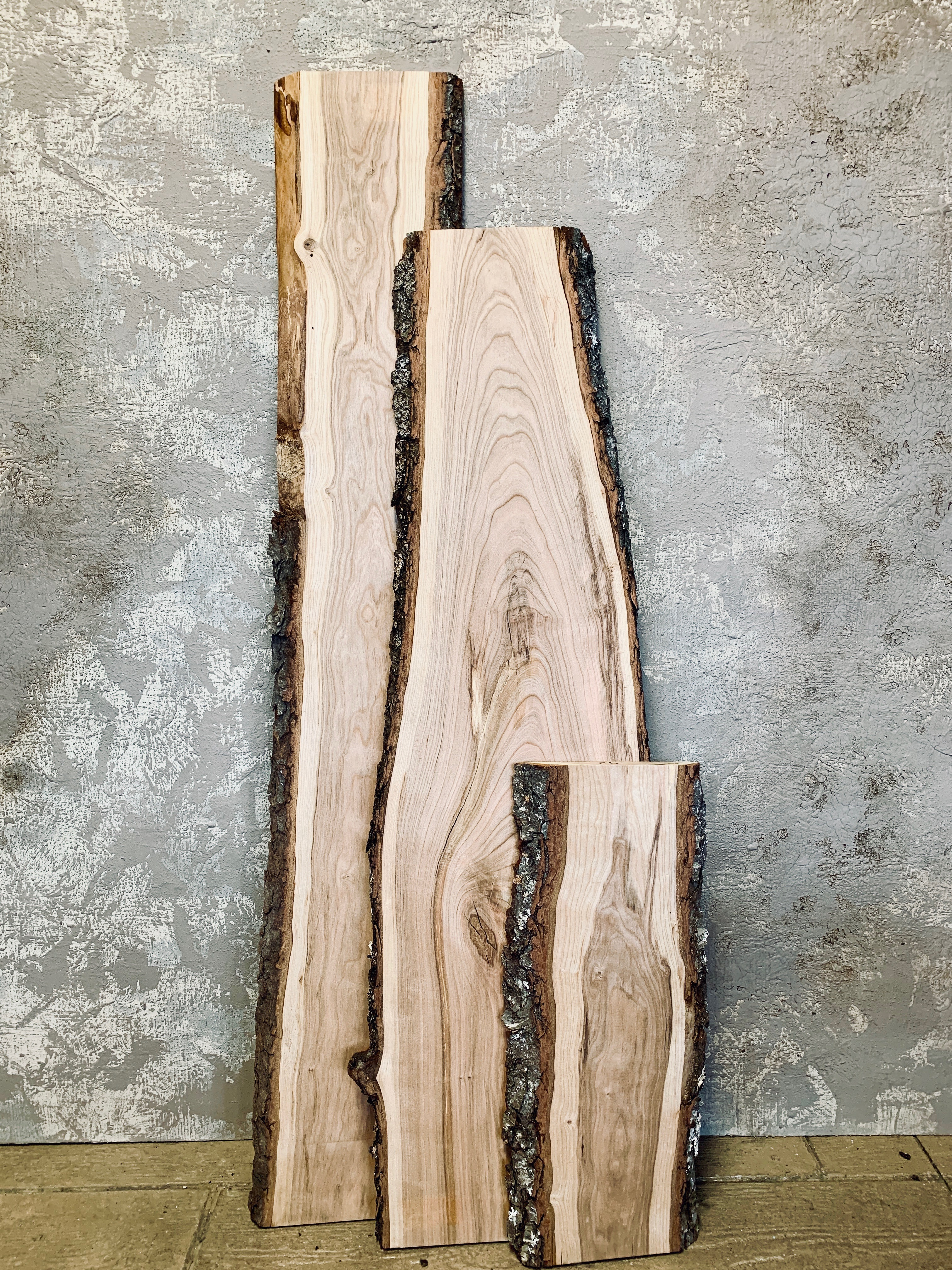 Live Edge & Wood Boards