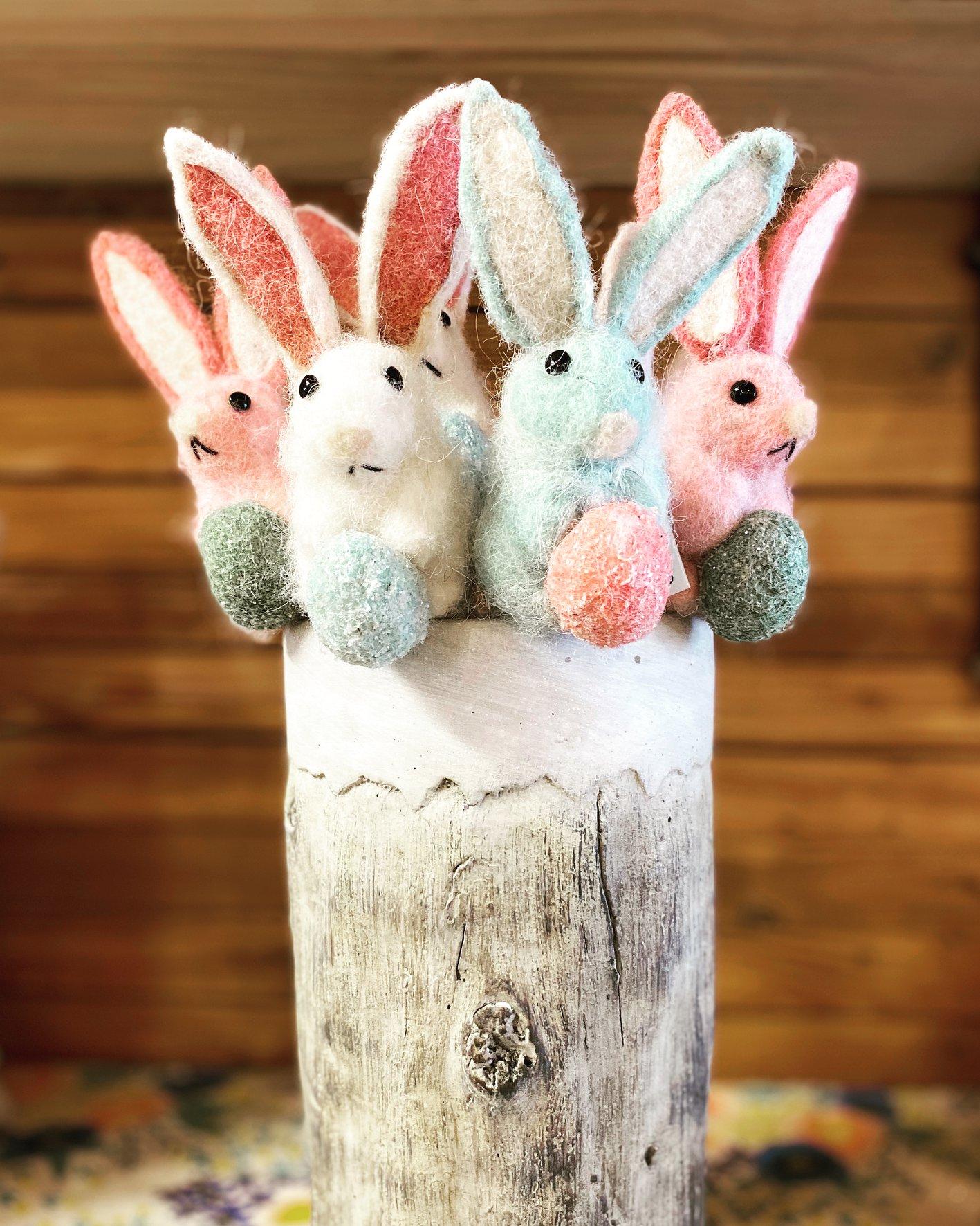 Ornaments & Felt Critters