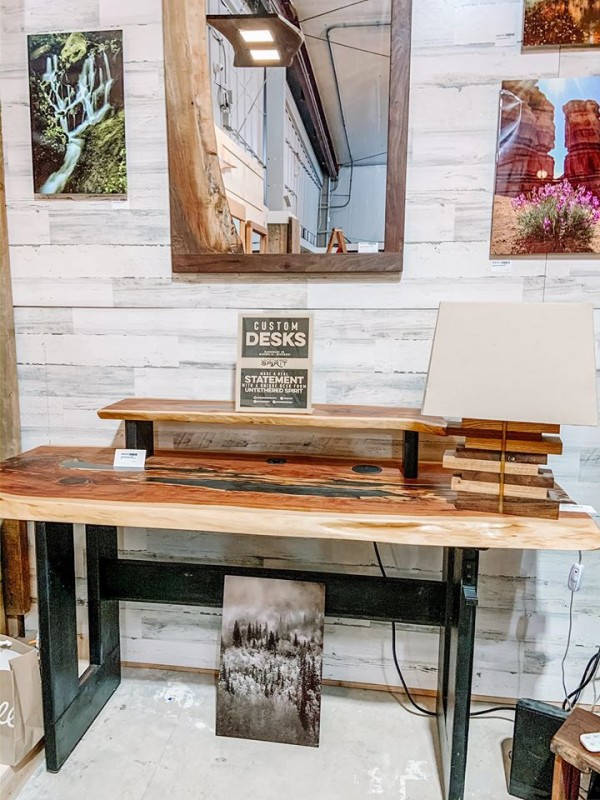 Executive Cedar Desk