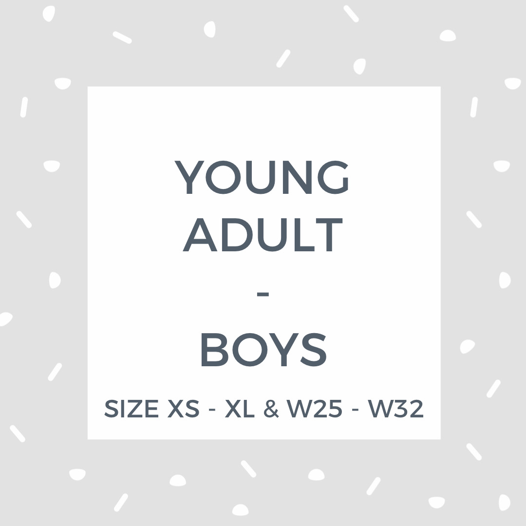 YOUNG ADULT - BOYS