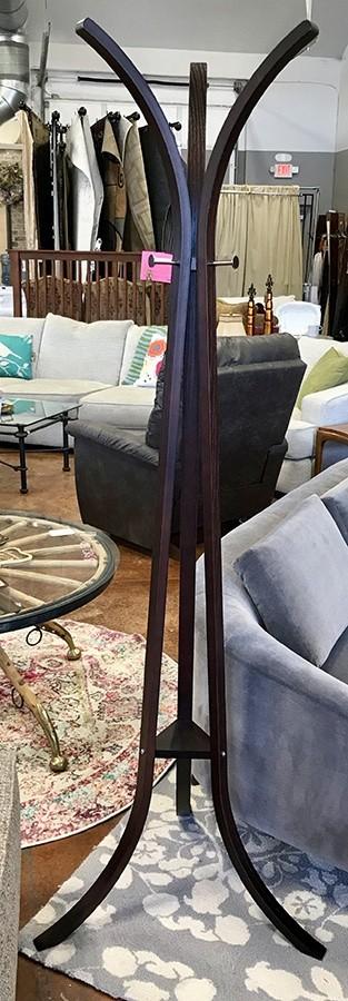NEW Contemporary Floor Standing Coat Rack
