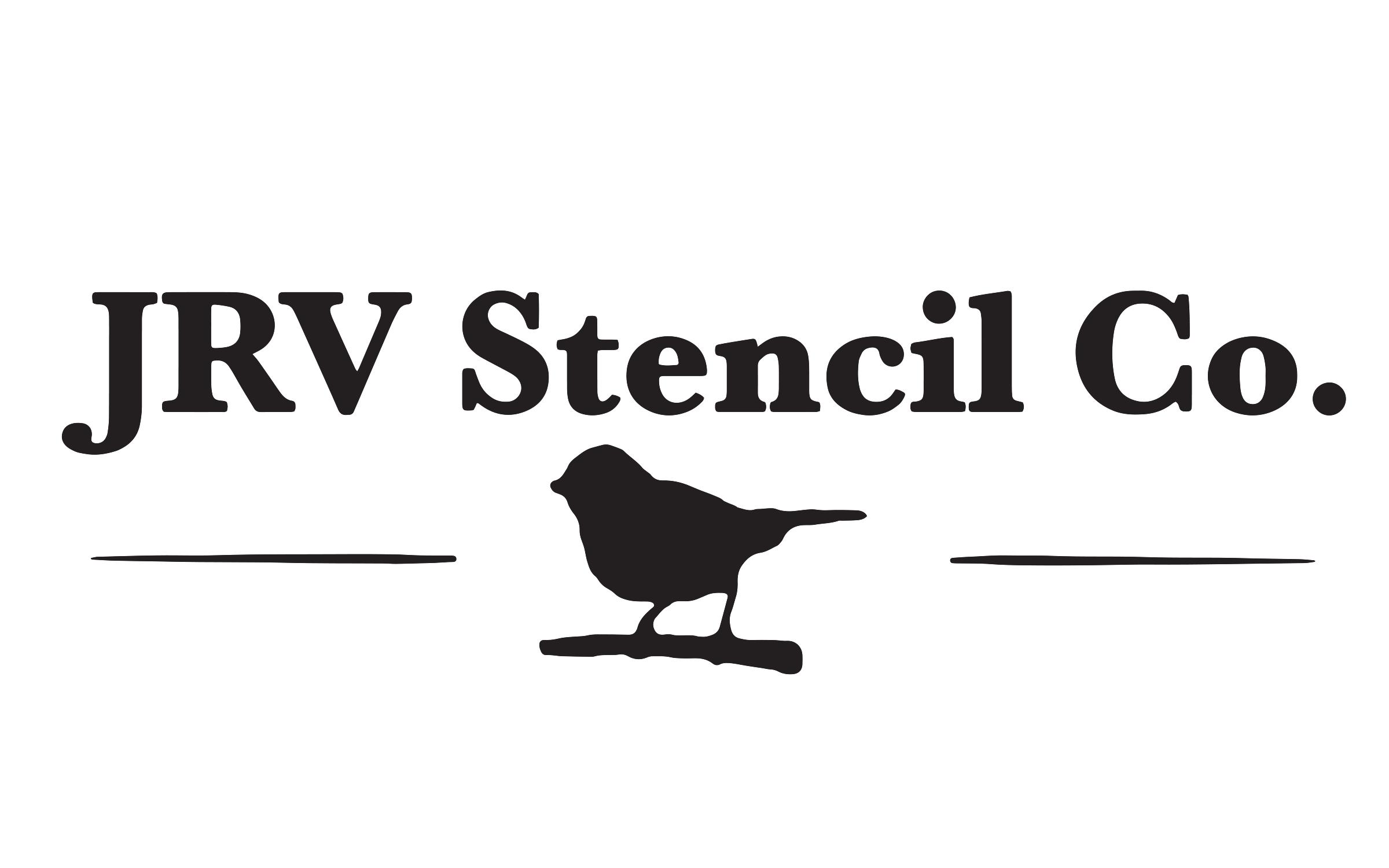 JRV Stencils