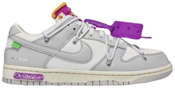 Nike Dunk Low Off-White Lot 3