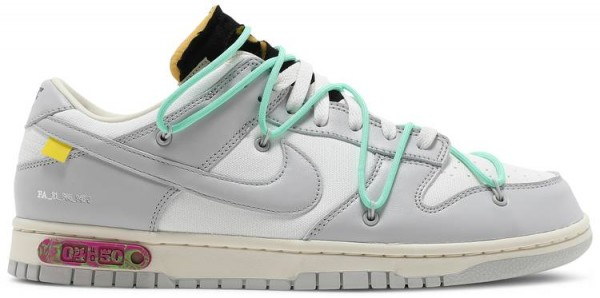Nike Dunk Low Off-White Lot 4