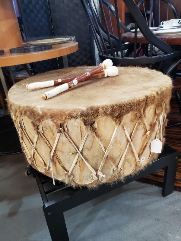 Authentic Native American Drum