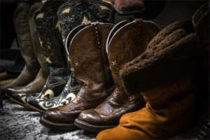 Cowboy Boots and Shoes