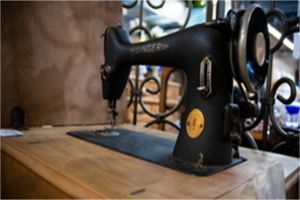 Antique Sewing Machine | Simply Home Consignments