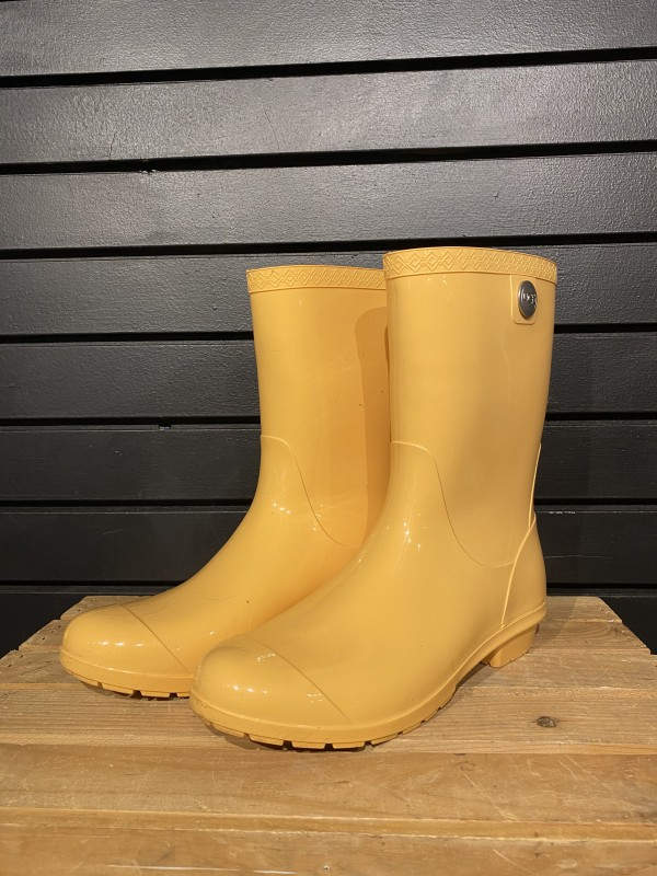 Rubber Boots - Yellow - Ugg - 9