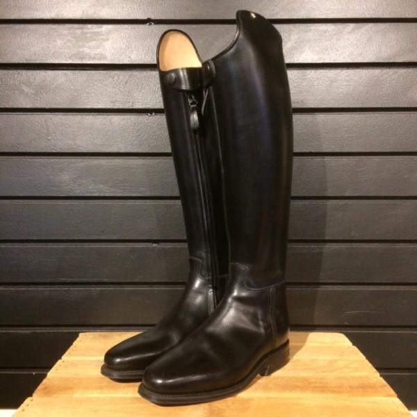 Boots - Dress w/ Zips - Black - Petrie - 8.5 (13