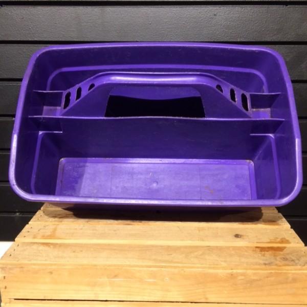 Grooming Tote - Purple - Large